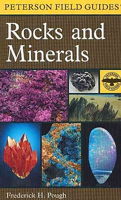 A Field Guide to Rocks and Minerals (Peterson Field Guides) Frederick H. Pough