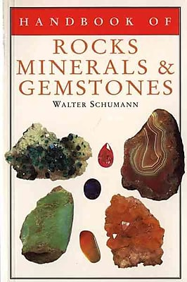 Handbook of Rocks, Minerals, and Gemstones Walter Schumann Dr. Paperback
