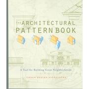 The Architectural Pattern Book Urban Design Associates Paperback
