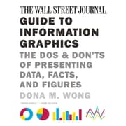 The Wall Street Journal Guide to Information Graphics (Paperback) Dona M. Wong Paperback