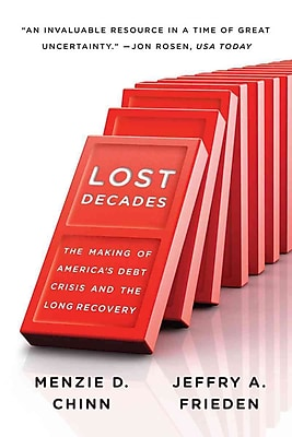 Lost Decades Menzie D. Chinn , Jeffry A. Frieden Paperback