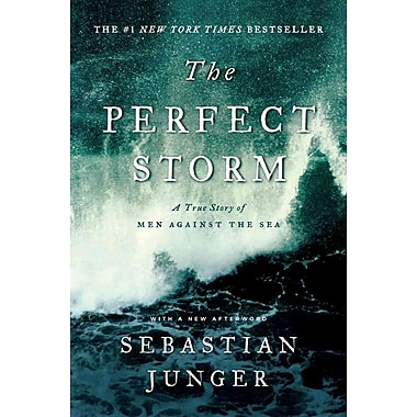 The Perfect Storm Sebastian Junger Paperback