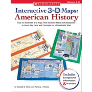 Interactive 3-D Map Donald M. Silver, Patricia J. Wynne Paperback
