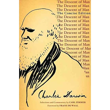 The Descent of Man: The Concise Edition Charles Darwin Paperback