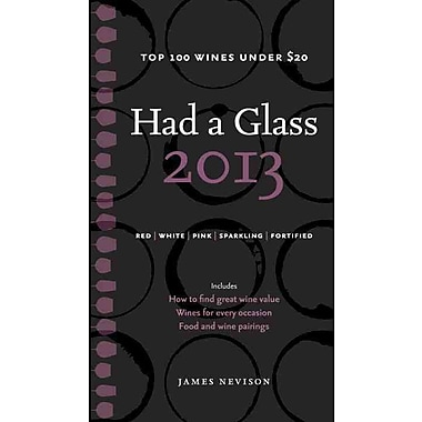 Had a Glass 2013 James Nevison Paperback