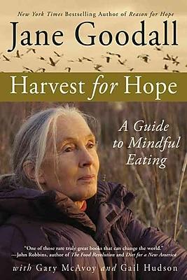 Harvest for Hope Jane Goodall, Gary McAvoy , Gail Hudson Paperback
