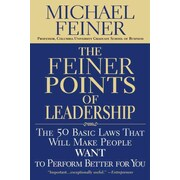 The Feiner Points of Leadership Michael Feiner Paperback