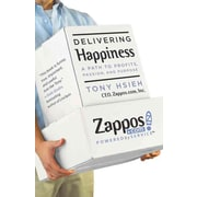 Delivering Happiness: A Path to Profits, Passion, and Purpose Tony Hsieh Hardcover