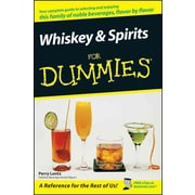 Whiskey and Spirits For Dummies Perry Luntz Paperback