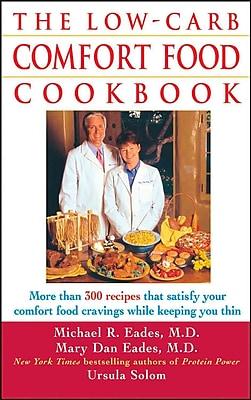 The Low-Carb Comfort Food Cookbook Ursula Solom , Mary Dan Eades Paperback