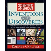 Scientific American Inventions and Discoveries Rodney Carlisle Hardcover