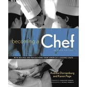 Becoming a Chef Andrew Dornenburg , Karen Page Paperback