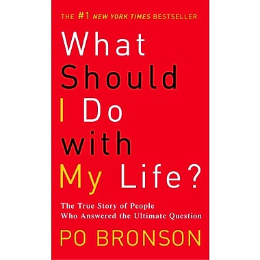 What Should I Do With My Life? Po Bronson Paperback