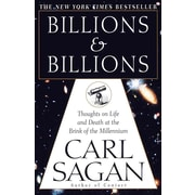 Billions & Billions: Thoughts on Life and Death Carl Sagan  Paperback