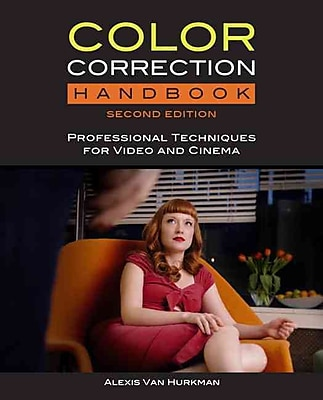 Color Correction Handbook , Second Edition Alexis Van Hurkman Paperback