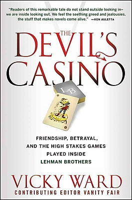 The Devil's Casino Vicky Ward Hardcover