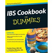 IBS Cookbook For Dummies Carolyn Dean, L. Christine Wheeler Paperback