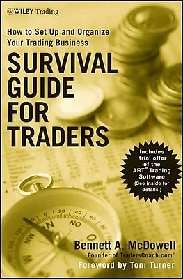Survival Guide for Traders Bennett A. McDowell Hardcover