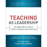 Teaching As Leadership Teach For America, Steven Farr Paperback