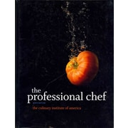 The Professional Chef  Culinary Institute of America  Hardcover