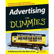 Advertising For Dummies Gary Dahl  Paperback