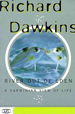 River Out Of Eden: A Darwinian View Of Life (Science Masters Series) Richard Dawkins Paperback