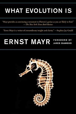 What Evolution Is (Science Masters Series) Ernst Mayr Paperback