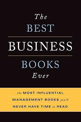 The Best Business Books Ever Basic Books Paperback