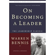 On Becoming a Leader Warren Bennis Paperback