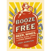 Booze for Free Andy Hamilton Paperback