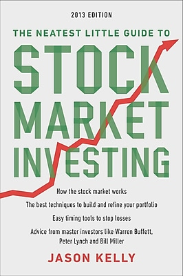 The Neatest Little Guide to Stock Market Investing Jason Kelly Paperback