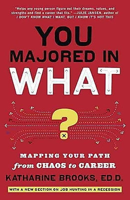 You Majored in What? Mapping Your Path from Chaos to Career Katharine Brooks Paperback
