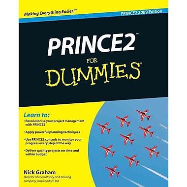 Prince2 For Dummies Nick Graham Paperback
