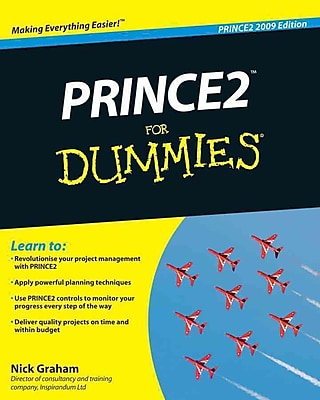 Prince2 For Dummies Nick Graham Paperback