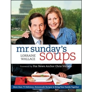 Mr. Sunday's Soups Lorraine Wallace Paperback