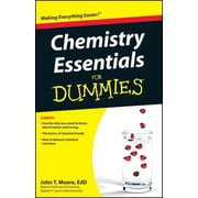 Chemistry Essentials For Dummies John Thomas Moore Paperback