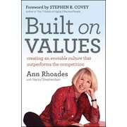 Built on Values Ann Rhoades  Hardcover