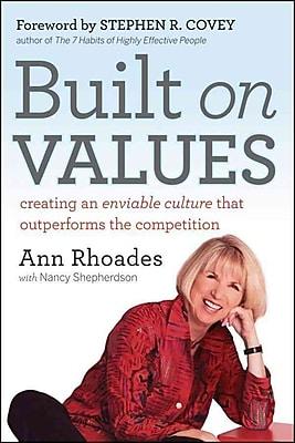 Built on Values Ann Rhoades Hardcover