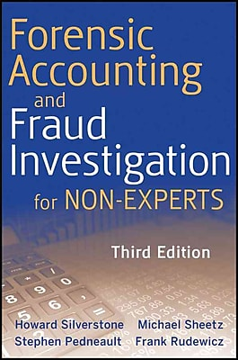 Forensic Accounting and Fraud Investigation for Non-Experts Hardcover