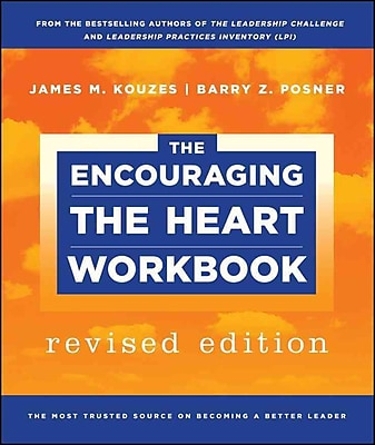 The Encouraging the Heart Workbook James M. Kouzes, Barry Z. Posner Paperback