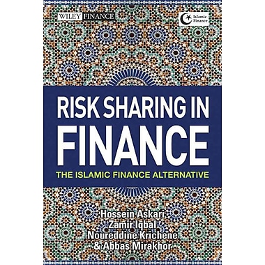 Risk Sharing In Finance The Islamic Finance Alternative (Wiley Finance) Hardcover