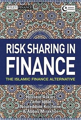 Risk Sharing In Finance The Islamic Finance Alternative (Wiley Finance) Hardcover