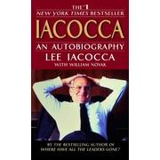 Iacocca: An Autobiography Lee Iacocca , William Novak  Paperback