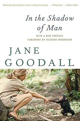 In the Shadow of Man Jane Goodall Paperback