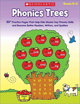 Phonics Trees Immacula Rhodes Paperback