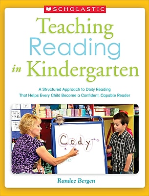 Teaching Reading in Kindergarten Randee Bergen Paperback