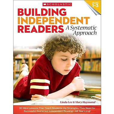 Building Independent Readers A Systematic Approach Mary Haymond, Linda Lee Paperback