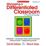 Managing a Differentiated Classroom: A Practical Guide Carol Tomlinson, Marcia Imbeau... by
