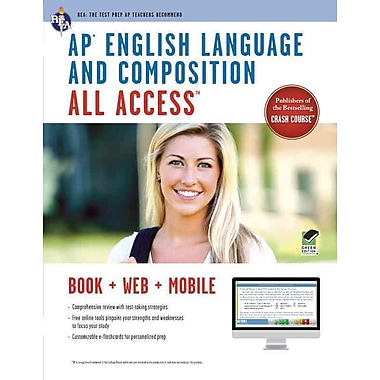 AP English Language & Composition All Access Paperback