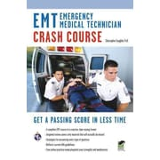 EMT (Emergency Medical Technician) Crash Course Book + Online (EMT Test Preparation) Paperback